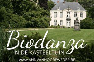 biodanza in de kasteeltuin